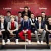 One Direction waxworks at Madame Tussauds in London!! :)<3 sugarbabes photo