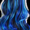 Blue Black Hair 2 LoisLaneKent00 photo