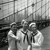Gene Kelly, Frank Sinatra and Jules Munshin in On the Town (1949) roxyiscool999 photo