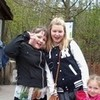 me and my friend rhianna im in black jaket on the left florajames photo