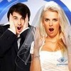 Drew and Jade in BB Australia 2013 pretending to be married. They