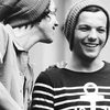 Larry ♥ {Credit: tumblr} harry_ginny33 photo