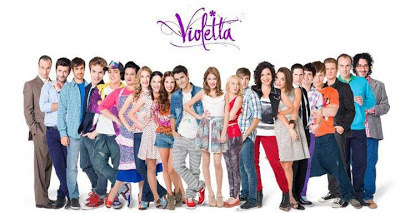 VIOLETTA - Cast Poster   Sold at Europosters