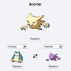 Pokemon Fusion #3: Snorter EmilyMJFan910 photo