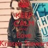 Keep calm and love Kristen Stewart Ninaa_ photo