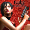 Ada Wong from Resident Evil - Icon Made by funkyrach01 funkyrach01 photo
