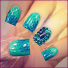 luv these nails their so cutee beatifullove146 photo