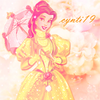 Belle icon by cynti19 cynti19 photo