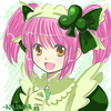 Amulet Clover emerald_32 photo