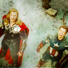 {thor + capt. america ★ lj} Vamp_Fan_25 photo