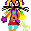 My fan character, Alma the Cat. Hellowittykitty photo