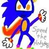 My fan character, A.K.A brother of Rocky the Echidna: Speed. Hellowittykitty photo