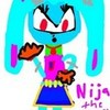 Ninja The Bunny. (My property) Hellowittykitty photo