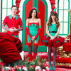 glee xmas crazygal27 photo