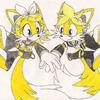 Len And Rin- Fox Edition! Lennys_Girl photo