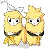 Len Llama and Rin Llama! Lennys_Girl photo