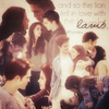 """And so the lion fell in love with the lamb."" Belward4ever photo"