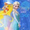 Stella&Elsa (Made by: rorowinx) WinxStellaStar photo