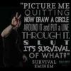 Eminem taught me what is a survival. DanaDelRey photo