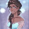 Korra as Elsa MissAngelPaws photo