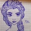 Elsa made by me Lena_t photo