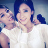 Hyuna & Sungah Tippany photo