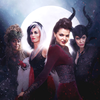 Queens of Darkness - Ursula Cruella, Evil Queen, Maleficent magichand photo