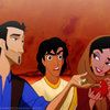 Tulio/Jasmine/Aladdin chesire photo