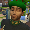My Sim Daniel is ready to get some girls...I mean Christmas presents. Mollymolata photo