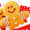 A very Cute Christmas Cookie. 3xZ photo