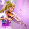 Icon of Princess Genevieve from Barbie Rock