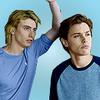 Lukas and Philip sherlocked88 photo