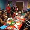 Picture of family at MY birthday party I took. We were at the Ripley