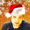 Robert Pattinson Christmas  twihard203 photo