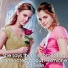 Emma Watson - Hermione and Belle greyswan618 photo