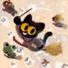 Momo from the Google Halloween 2016 doodle game Renarimae photo