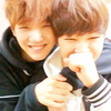 Credit sarabeara; Yoongi & Jimin sarabeara photo