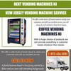 rent vending machines NJ SnacKingService photo