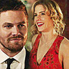 Oliver and Felicity smile19 photo