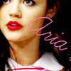 Aria Montgomery smile19 photo