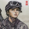 Jyn Erso by Erik Maell, Deviantart ThePrincesTale photo
