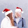 christmas icon #4 - my fave skam girls Kirkir photo
