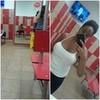 Selfies after my one hour treadmill walk 💪 OakTown_Queen photo