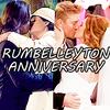 rumbelleyton anniversary ♥ my two favorite life ruining otps rorymariano photo