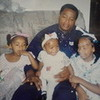 My dad and sisters ❤ OakTown_Queen photo