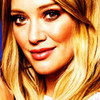 Hilary Duff made by me flowerdrop photo
