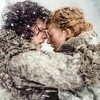 Jon and Ygritte -[ Icon by Drewjoana :D nermai photo