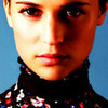 Alicia Vikander made by me flowerdrop photo