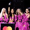 my girlies won british artist video of the year *-* Miraaa photo