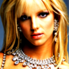 Britney Spears by me flowerdrop photo